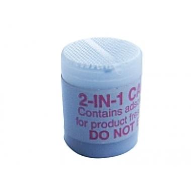 2IN1 - סופח לחות משולב בסופח ריח (פחם פעיל)