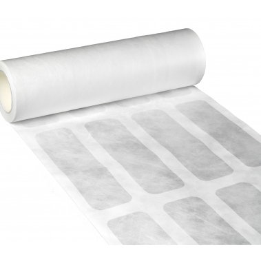 Zone Coated Roll-Stock